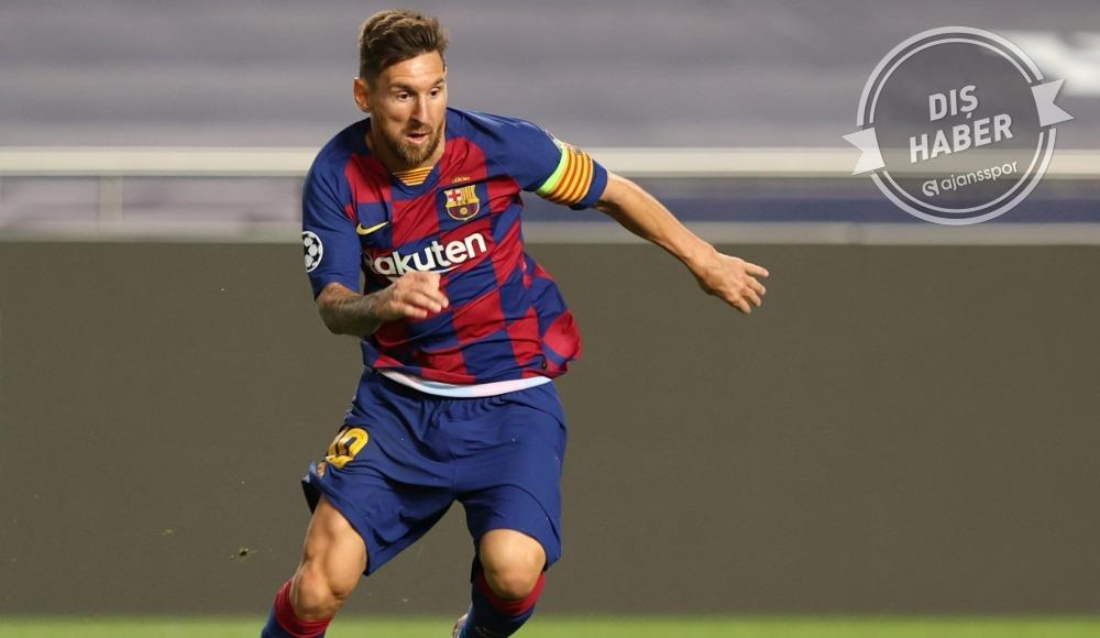 Messi'nin kalma ihtimali belirdi