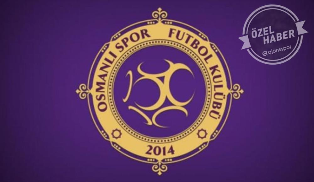 Osmanlıspor'da yasak kalkıyor ve isim değişiyor
