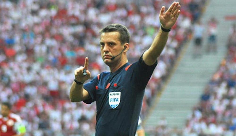 Milli takımımızın Sırbistan'la oynayacağı maçta düdük çalacak hakem belli oldu