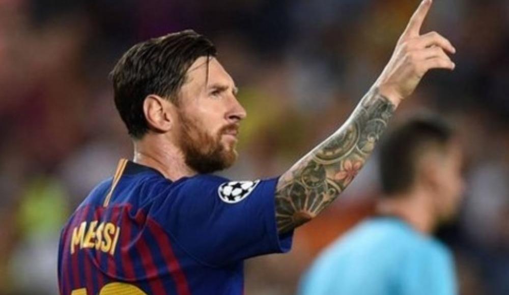 En fazla kazanan futbolcu Messi oldu