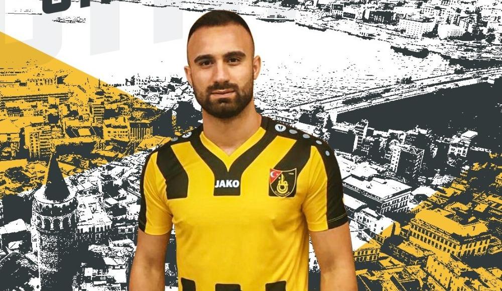 İstanbulspor, Cihan Özkara'yı kadrosuna kattı