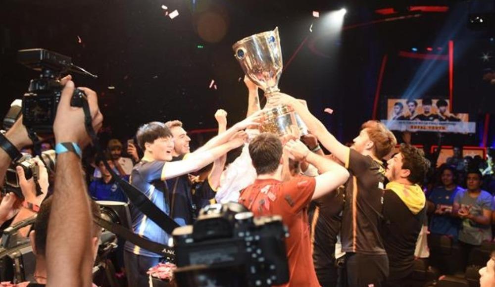 Vodafone FreeZone Şampiyonluk Ligi Türkiye Büyük Finali'nde geri sayım başladı.