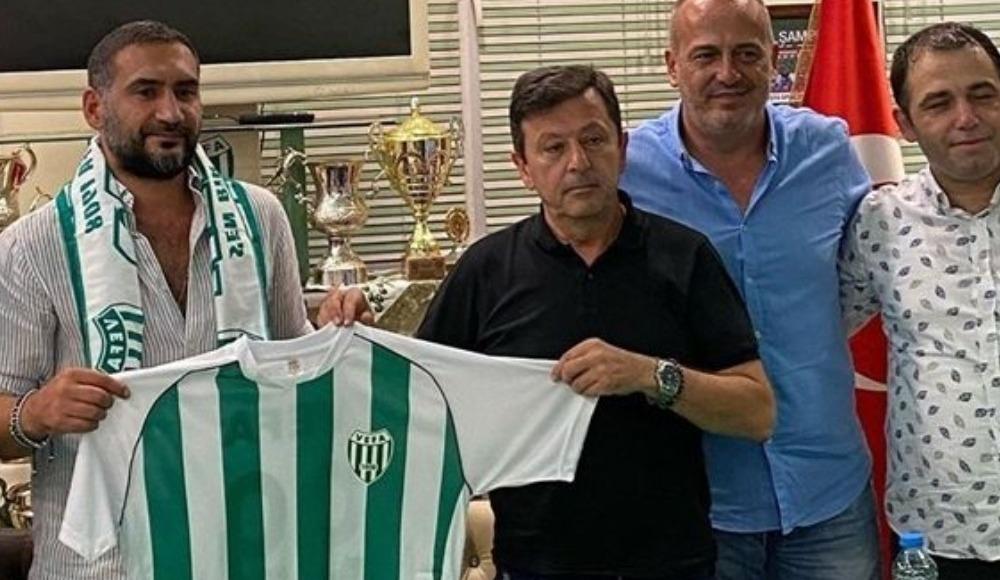Ümit Karan amatör futbola destek olmak için Vefaspor ile anlaştı