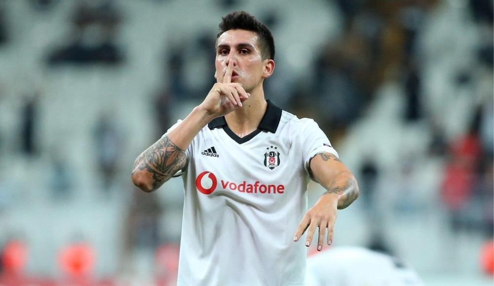 Beşiktaş'tan ayrıldı! İşte yeni takımı...