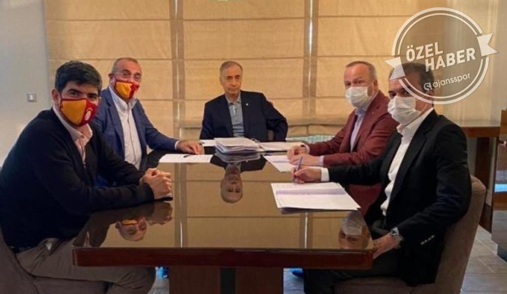 Galatasaray yönetiminin imdadına TFF yetişti!