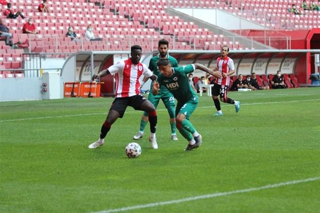 Samsunspor: 1 - Giresunspor: 0 (Hazırlık maçı)