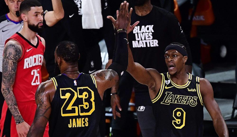 Lakers seriye eşitliği getirdi
