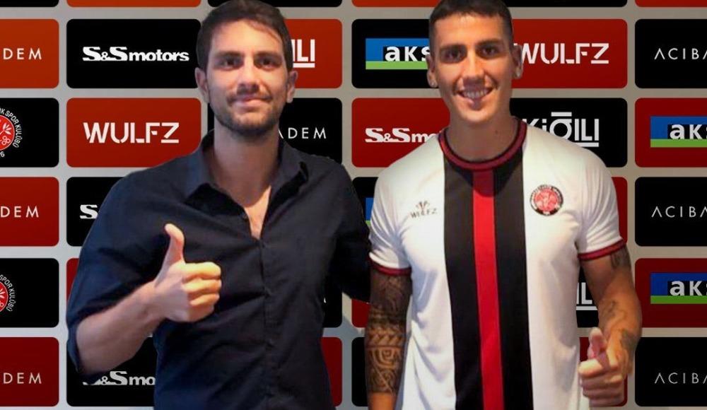 Fatih Karagümrük, Roco transferini açıkladı!