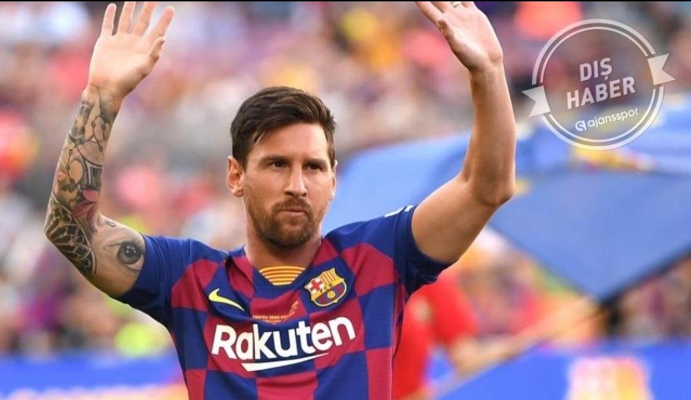 Barcelona'da Messi bilmecesine nokta koyuldu