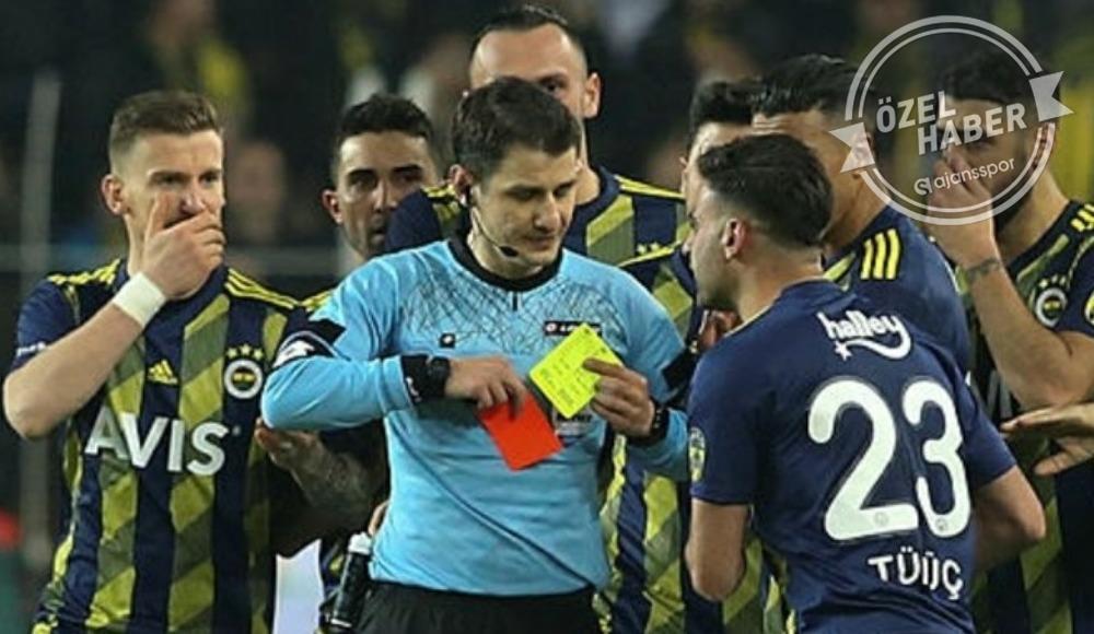 Çift sarı kart gören futbolcu cezasını kupada çekecek mi?