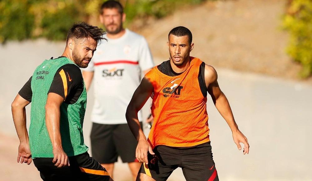 Galatasaray'da Gaziantep FK maçı hazırlıkları