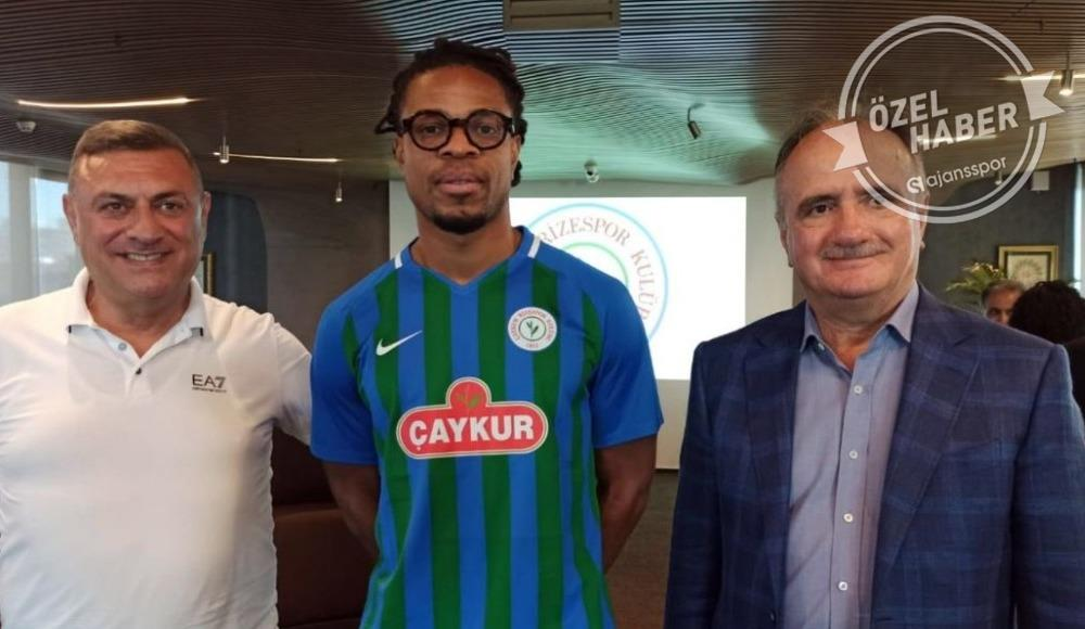 Remy, Rizespor'da kaptan mı olacak?