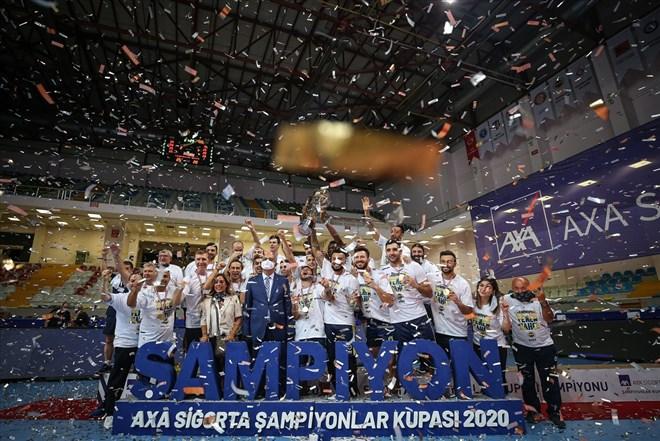 Şampiyonlar Kupası, Fenerbahçe'nin!