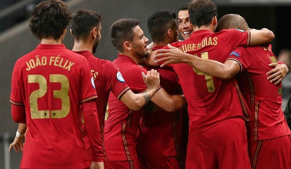 Portekiz'de İsveç'e karşı Ronaldo damga vurdu