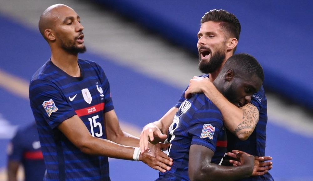Fransa 2'de 2 yaptı