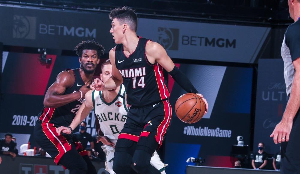 Doğu Konferansı'nda ilk finalist Miami Heat