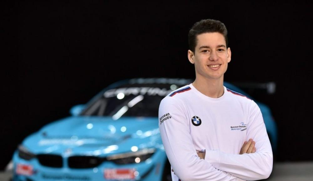 Cem Bölükbaşı ve Yağız Gedik, Almanya'da GT4 Avrupa serisinde üçüncü oldu