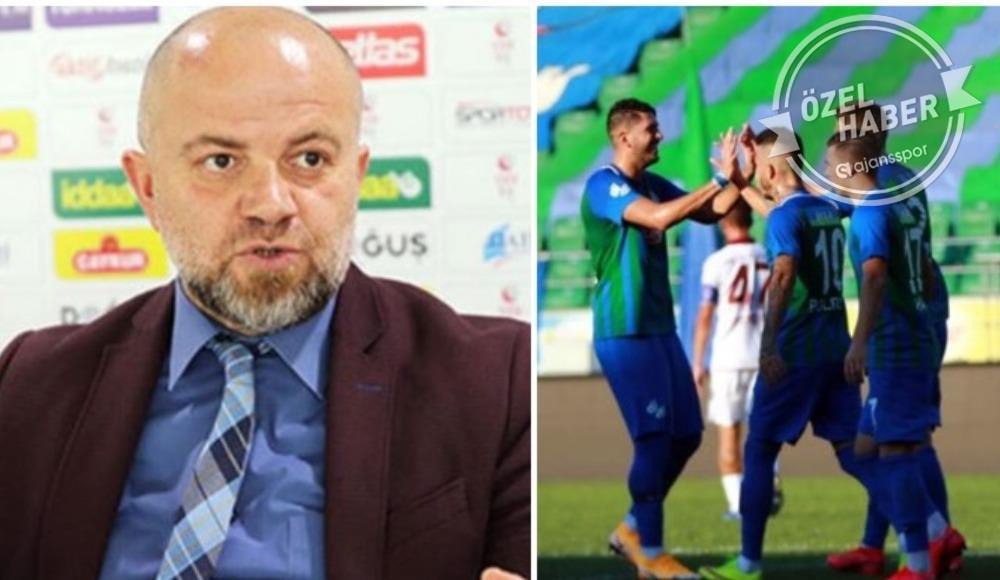 Rizespor'dan Fenerbahçe ve transfer açıklaması!