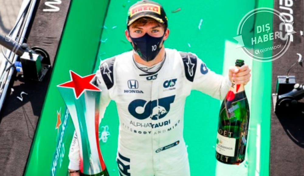 Formula 1'de Gasly tartışmaları devam ediyor...