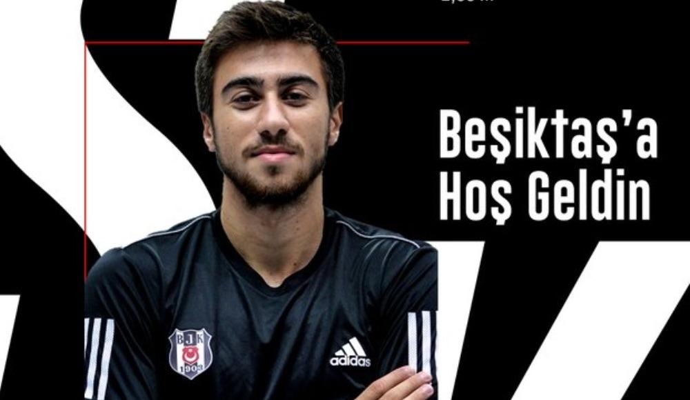 Beşiktaş, Sedat Ali Karagülle ile 3 yıllık sözleşme imzaladı