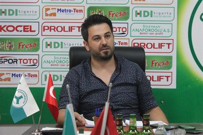 Giresunspor'da transferler tamamlandı