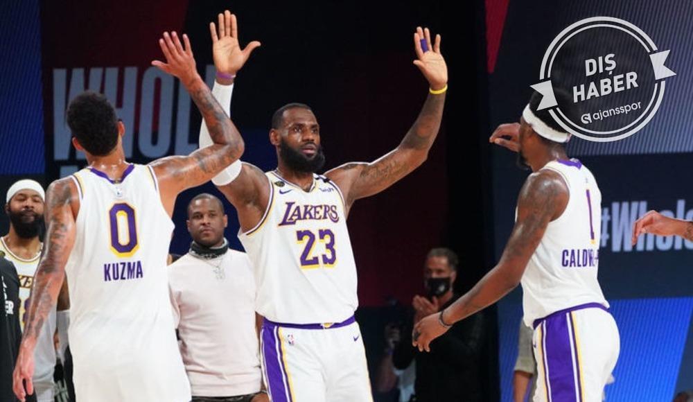 """LeBron James: """"Kobe Bryant'ı gururlandırmaya çalışıyoruz"""""""