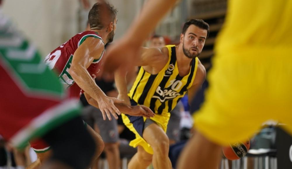 Pınar Karşıyaka, Fenerbahçe Beko'yu mağlup etti