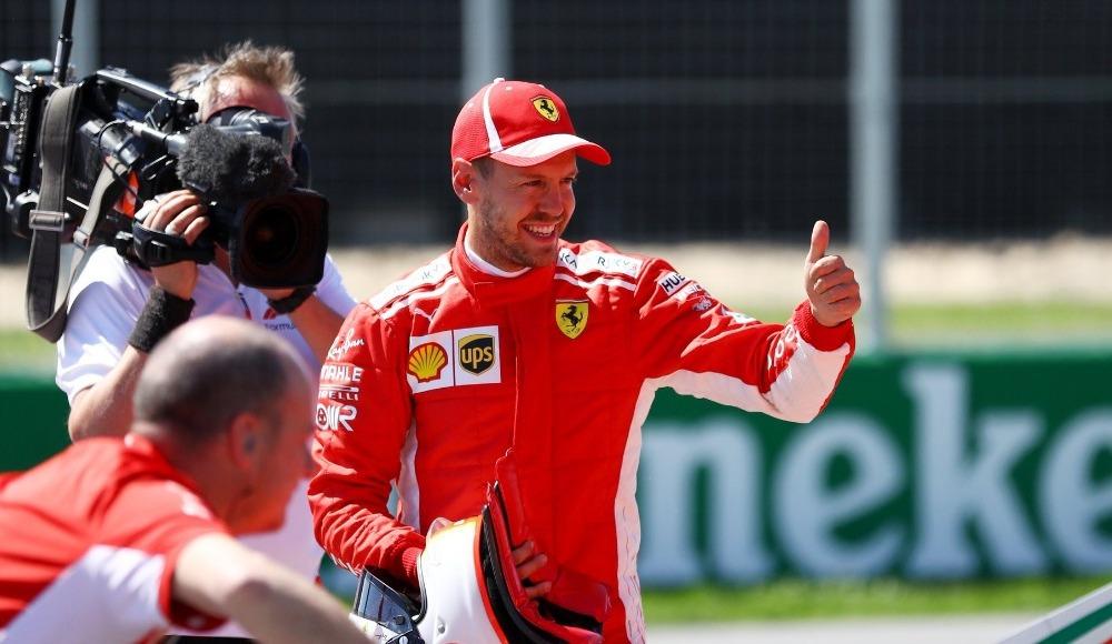 Vettel'in yeni adresi belli oldu