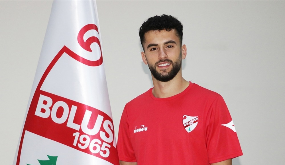 Boluspor, Başakşehir'den transfer yaptı