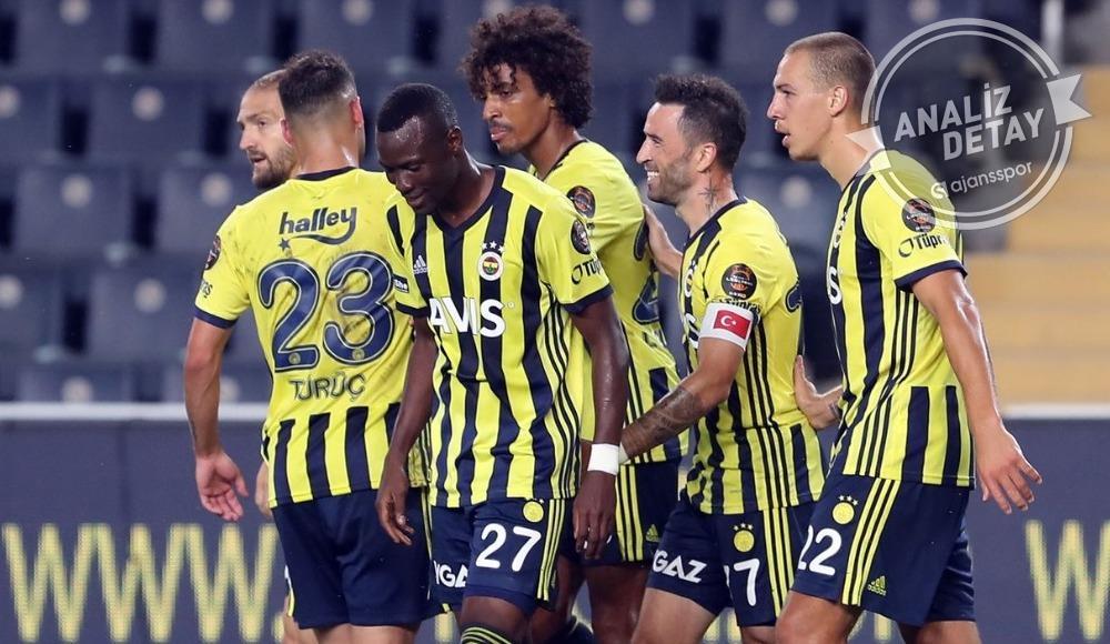Fenerbahçe'de iki oyuncuya lisans çıktı