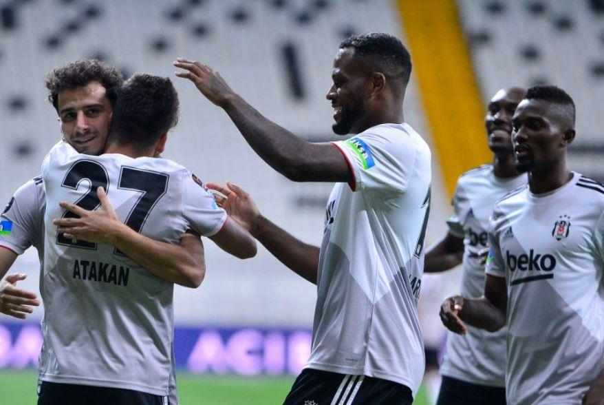 Beşiktaş'ın yeni sezondaki hedefi