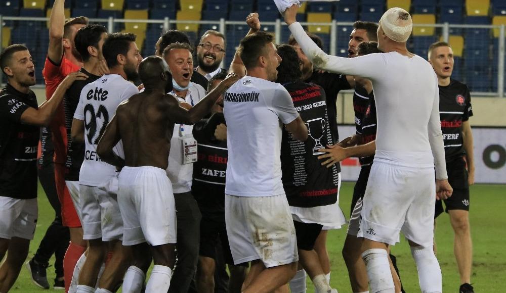 Karagümrük'ün 36 yıl sonra Süper Lig heyecanı başlıyor