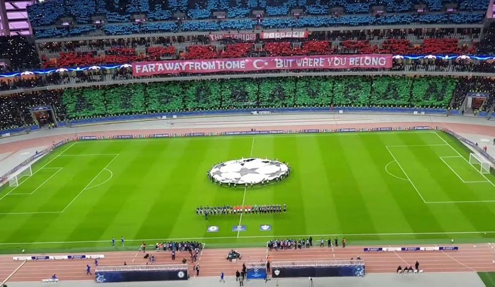 Neftçi-Galatasaray maçının stadı değiştirildi