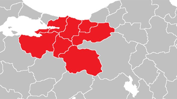 Doğu Marmara'da 108 yeni vaka görüldü
