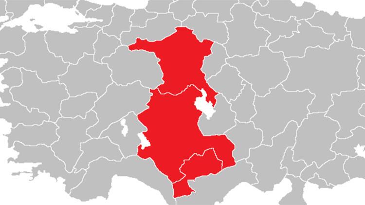 Batı Anadolu'da 384 yeni vaka görüldü.