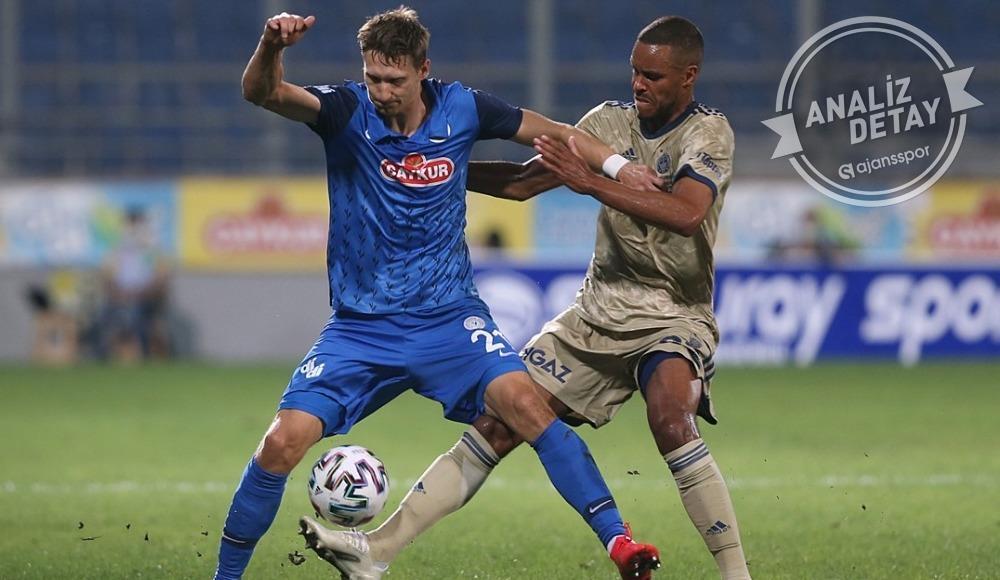 Milan Skoda'nın golü Rizespor'a yetmedi