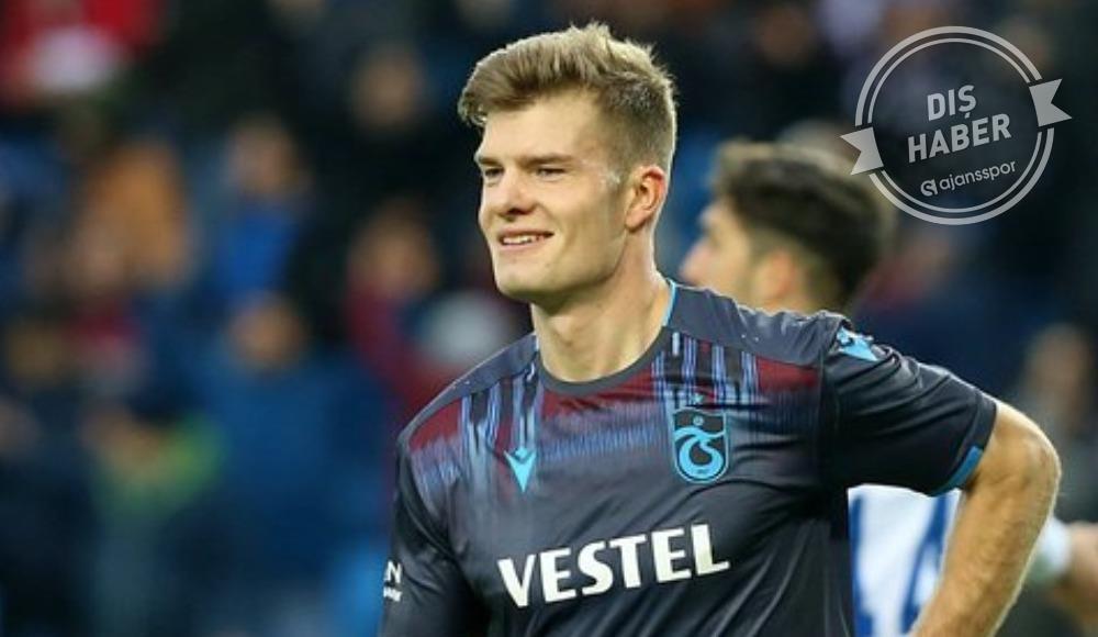 Alexander Sörloth'un babasından RB Leipzig açıklaması!