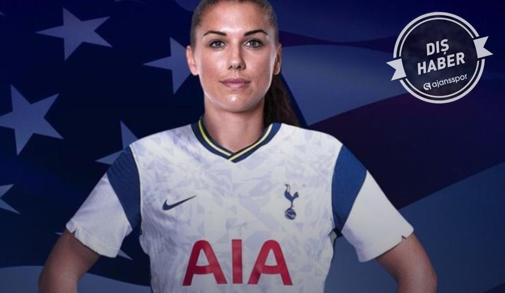 Alex Morgan, Tottenham'a transfer oldu