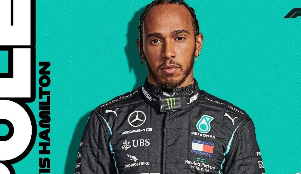 F1 Toskana Grand Prix'sinde pole pozisyonu Lewis Hamilton'ın