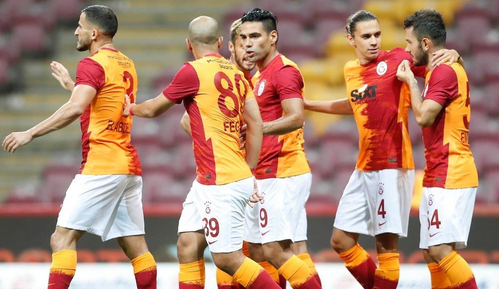 Galatasaray'da yeni kaptan Feghouli