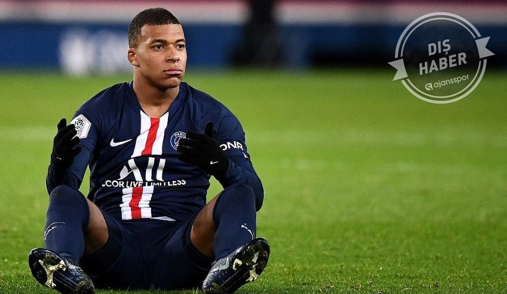 Mbappe, PSG'den ayrılacak