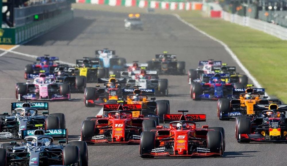 Formula 1 | İtalya Grand Prix canlı izle