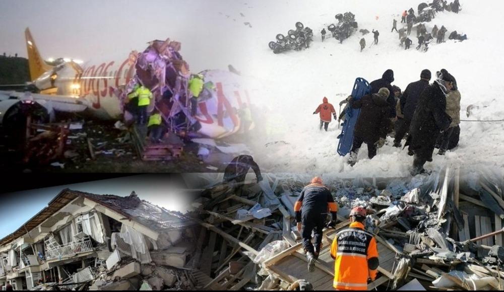 2020'de neler yaşandı? Hangi felaketler oldu? Ülke ülke...
