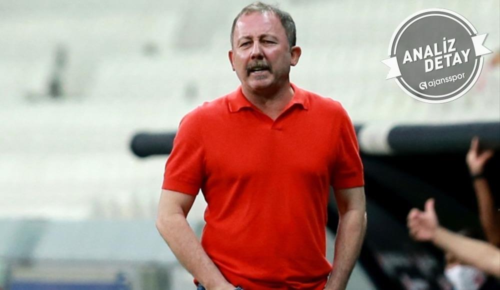 Beşiktaş, Sergen Yalçın döneminde büyük maç seviyor