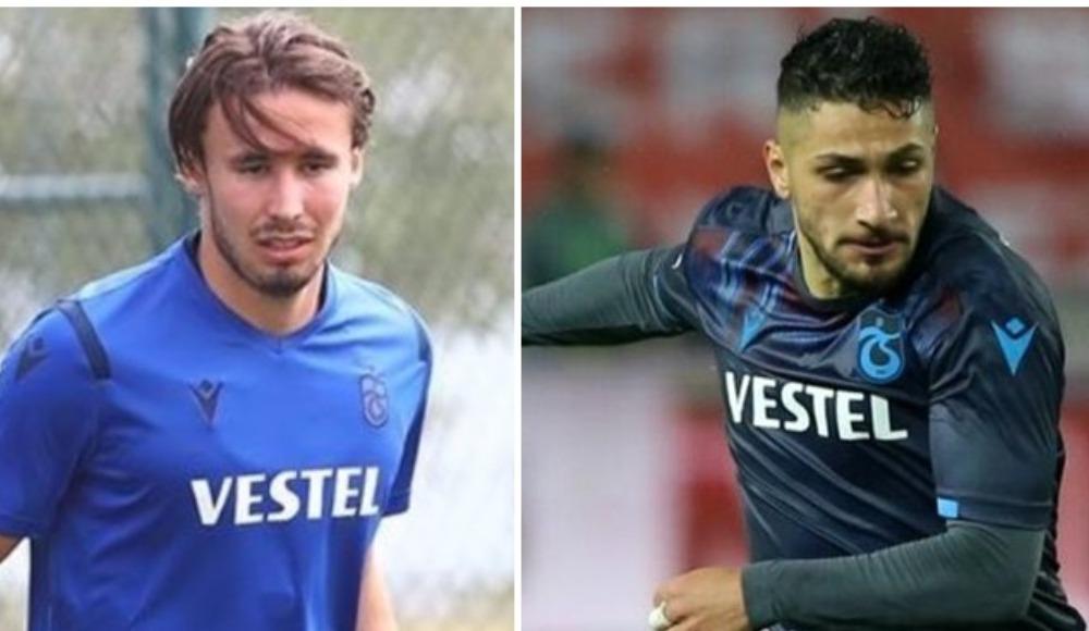 Trabzonspor'da yine sakatlık! Kamil Ahmet...
