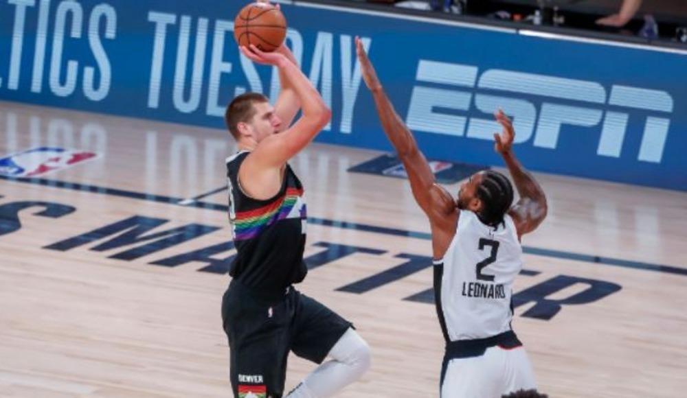 Denver, Clippers karşısında umudunu son maça taşıdı