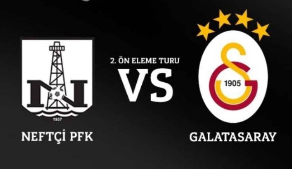 Neftçi Bakü - Galatasaray maçı hangi kanalda yayınlanacak? Kanal D...