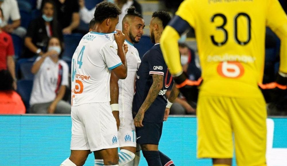 PSG'den, Neymar'a destek