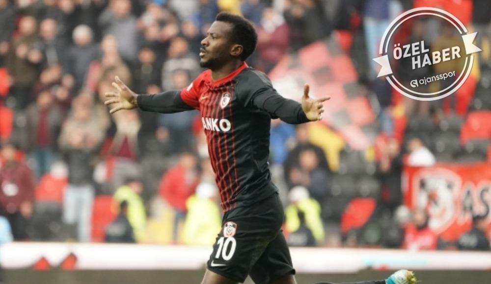 Sivasspor, Kayode transferini bitiriyor