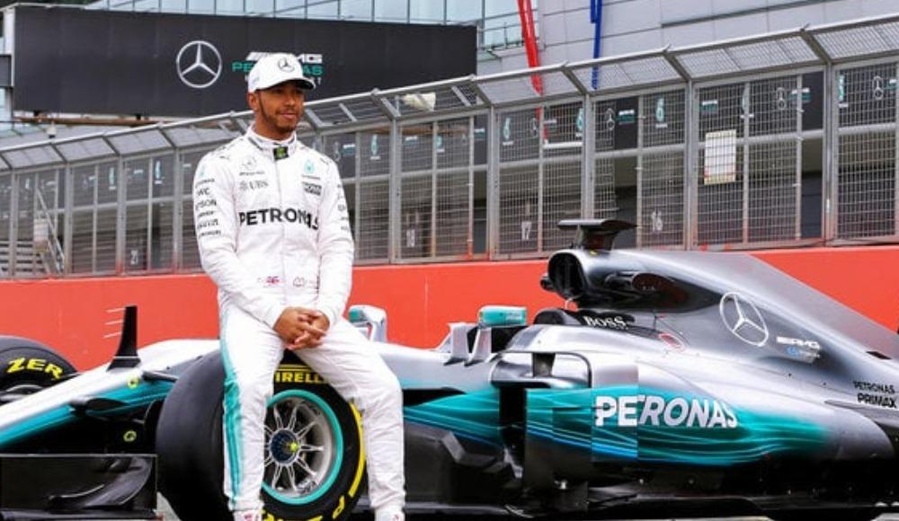 """Lewis Hamilton: """"Şu an da emekli olmak istemiyorum"""""""